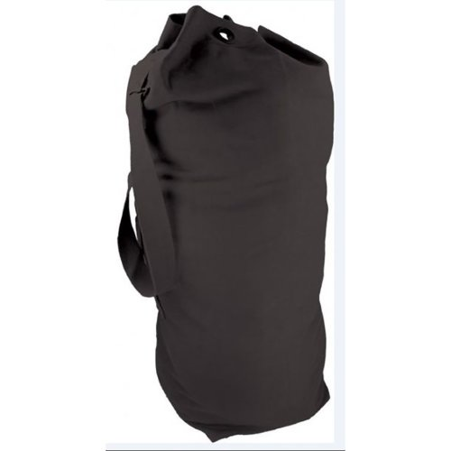 Highlander 30cm Army Kit Bag - Black