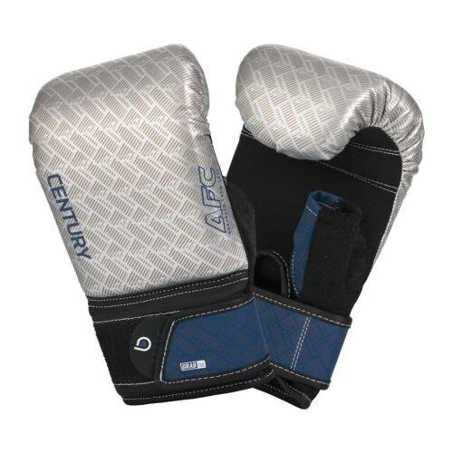 Brave Oversize Bag Gloves S/M - Silver/Navy - Boxing, MMA