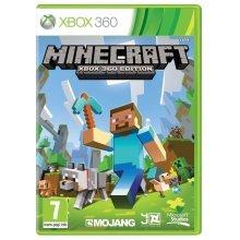 Xbox 360 Minecraft Xbox 360 edition - Used