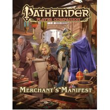 Pathfinder Player Companion: Merchant's Manifest - Used