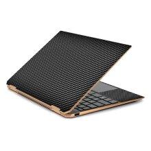 MightySkins HPS3601319-Carbon Fiber Skin for 13.3 in. 2019 HP Spectre X360 Gem-Cut, Carbon Fiber