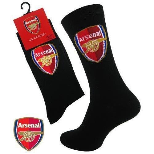 Arsenal Children's Socks - 1 Pair - Crest Design - Size 4 - 6.5