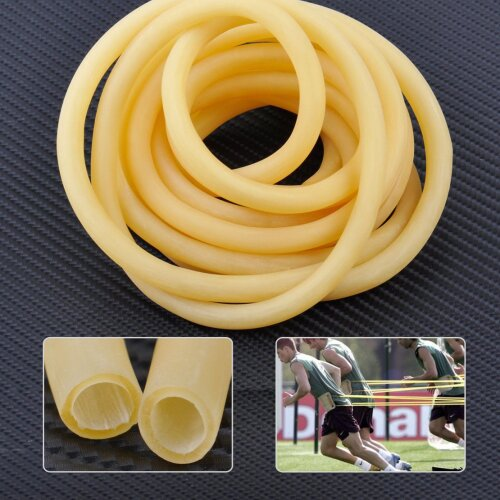 Natural Latex Rubber Tube for slingshot catapult and surgical tubing(3M)