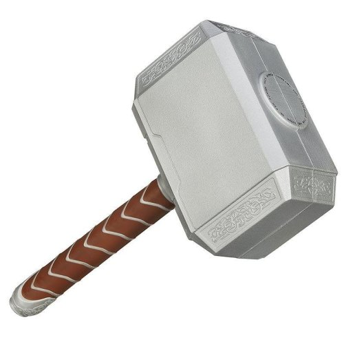 Avengers Marvel Thor Battle Hammer Toy One Size (B0445EU60)