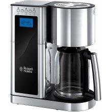 Russell Hobbs 23370 Elegance Digital Coffee Maker, S/S, 1600 W, 1.25L