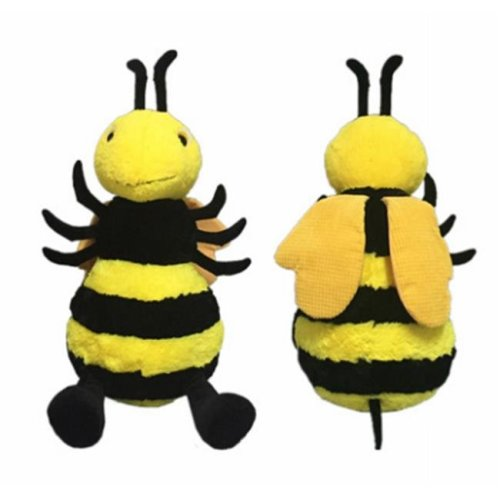 Impact Innovation-Import 208756 20 in. Plush Bumble Bee - Pack of 6