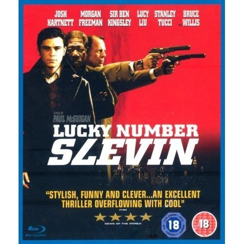 Lucky Number Slevin Blu-Ray [2007]