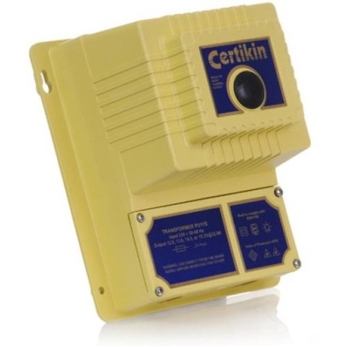 Certikin 300w 12v Domestic Swimming Pool Transformer PU11S