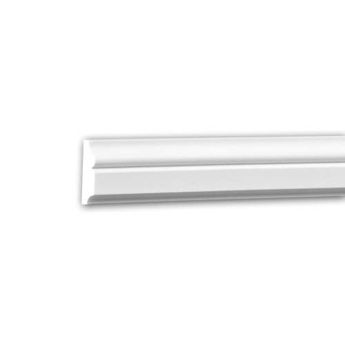 Profhome 651323 Panel Moulding Dado Rail Frieze Moulding Decorative Moulding 2 m