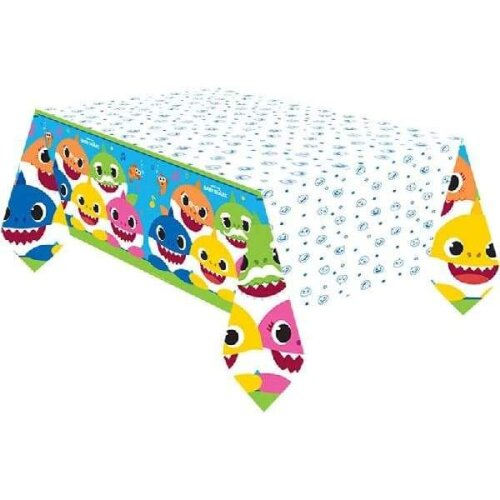Baby Shark Party Supplies - Paper Table Cover
