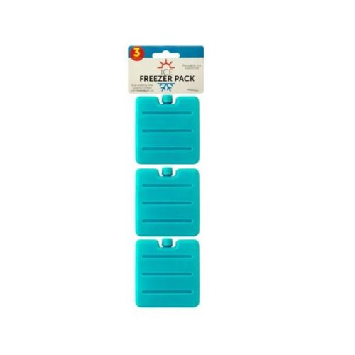 Small Ice Freezer Pack Set - Pack of 16