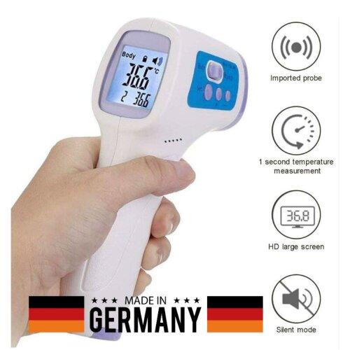 Non-Contact Thermometer Digital Infrared Temperature Gun
