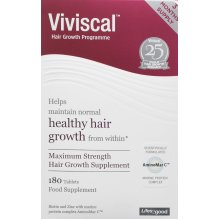 Viviscal - Maximum Strength Hair Growth Supplements (3 Month Supply) 180 tablets