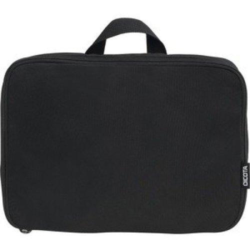 Dicota Eco Travel Carrying Case Pouch Shirt Laundry Gear Clothes Black 300D D31689