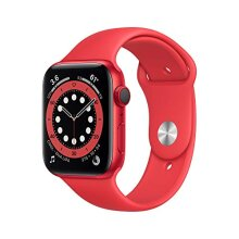 New AppleÂâ Watch Series 6 (GPS + Cellular, 44mm) - PRODUCT(RED) - Aluminium Case with PRODUCT(RED) - Sport Band