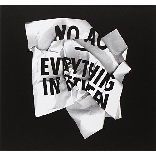 No Age - Everything in Between [CD]