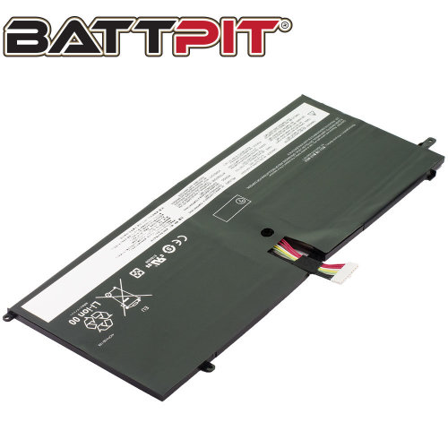 BattPit Battery for Lenovo 45N1070 45N1071 ThinkPad X1 Carbon Generation 3 only [3110mAh/46Wh]