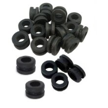 RUBBER GROMMET DOWN PIPE SEAL STEM TUBE DOWNPIPE GROMMIT TIGHT RING
