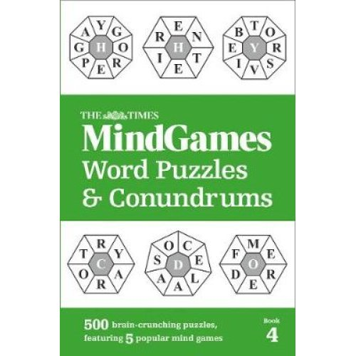 The Times MindGames Word Puzzles and Conundrums Book 4