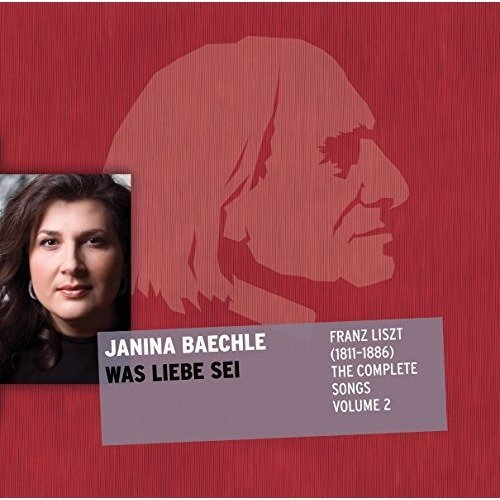 Ranz Liszt - Was Liebe Sei - Liszt: the Complete Songs Volume 2 [CD]