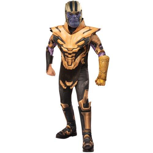 (S) Child Thanos Avengers Endgame Deluxe Boys Costume