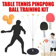 Table Tennis Trainer Equipment Rebound Robot Tennis Trainer Indoor