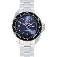 Chris Benz Diver Watch One CBO-B-MB-SW