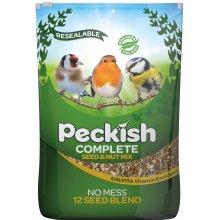 Peckish Complete All Season No Mess Wild Bird Seed Mix, 12.75 kg