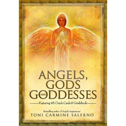 Angels, Gods & Goddesses: Oracle Cards