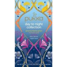 Pukka Day to Night Tea Bags 20