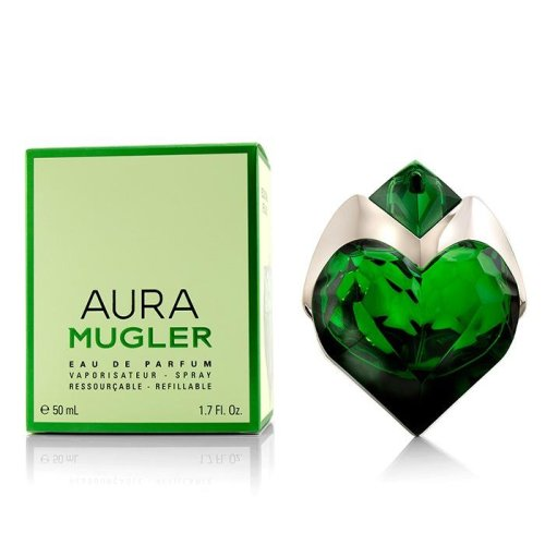 Thierry Mugler Aura Mugler Eau de Parfum Spray 50ml Refillable