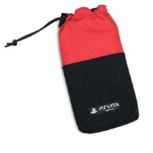 Officially Licensed 4Gamers Clean N Protect Kit Playstation PS Vita - Red