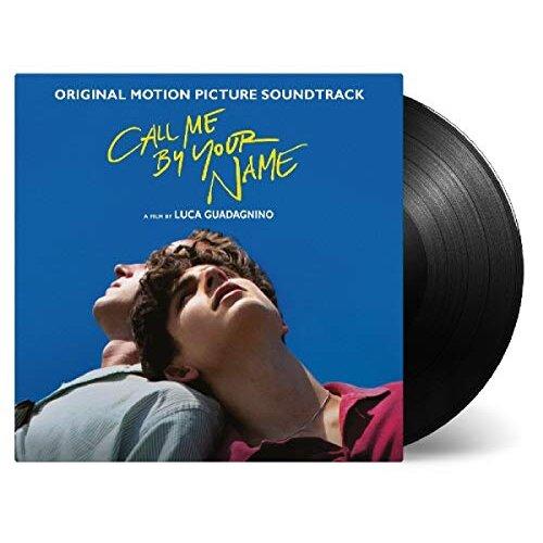 Original Soundtrack - Call Me By Your Name [180 gm 2LP Vinyl] [CD]