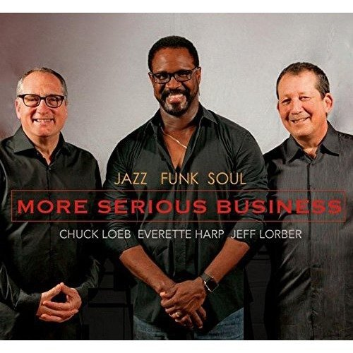 Jazz Funk Soul - More Serious Business [CD]