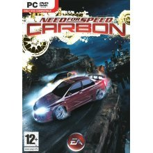 Need for Speed: Carbon (PC DVD) - Used