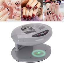 Nail Art Finger Toe Varnish Dryer Polish Warm&Cool Blower Fan Breeze