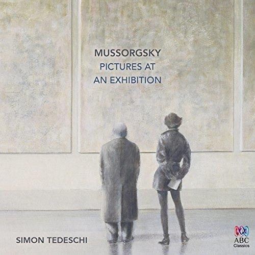 Simon Tedeschi - Mussorgsky: Pictures at an Exhibition [CD]