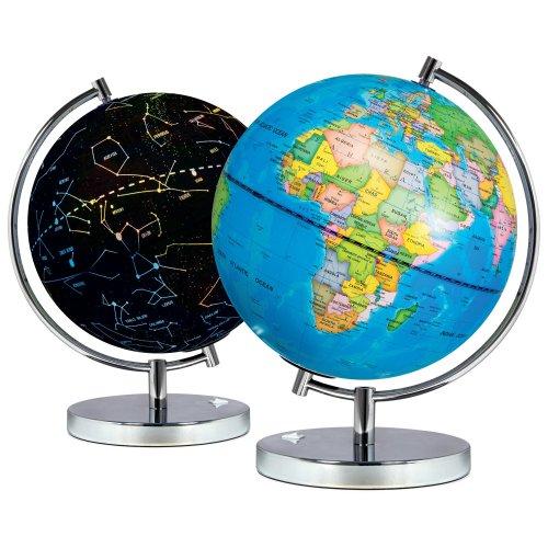 Science Kidz 2-in-1 World Globe   Children's Illuminated Globe