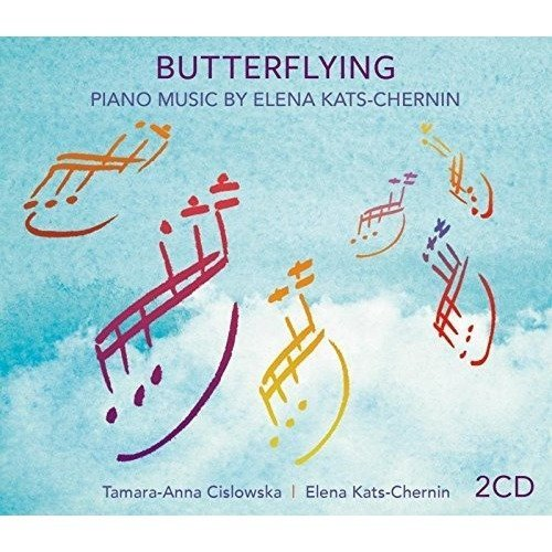 Cislowska/kats-chernin - Butterflying [CD]