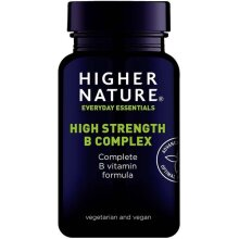 High Strength B Complex - 90 caps