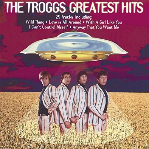 The Troggs - Greatest Hits [CD]