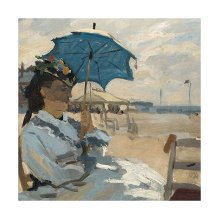 Ambiente 3 Ply Paper Napkins, Beach at Trouville