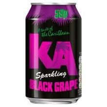 KA Black Grape 330ml x 24
