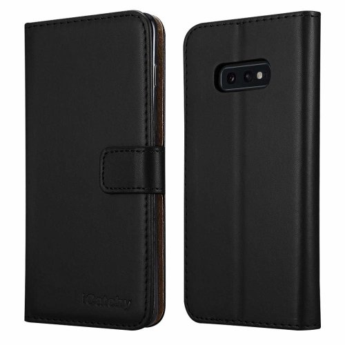 For Samsung Galaxy S10e Wallet Book Leather Case