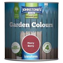 Johnstone's 309276 Garden Colours, Merry Berry, 1 Litre