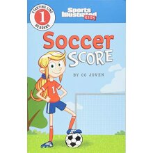 Soccer Score (Sports Illustrated Kids Starting Line Readers, Level 1) - Used