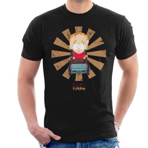 Timmy Retro Japanese South Park Men's T-Shirt