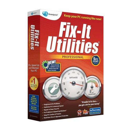 AVANQUEST Fix-It Utilities Professional