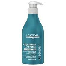 L'Oreal Serie Expert Pro Keratin Refill Shampoo 500ml