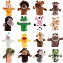 Animal Hand Puppet Plush Toys Telling Story Doll